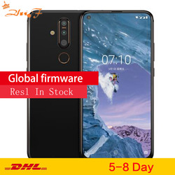 Оригинальный телефон NOKIA X71 ROM, 64 ГБ ОЗУ, 6G, Android 2, SIM-карта, 3500 мАч, 48 МП
