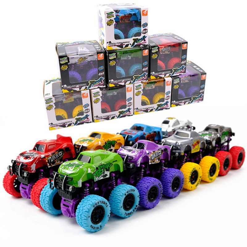 1pcs Cool Suv Car Toys Russian Crusher Truck Vehicles Figure Suv Toy Blaze The Monster Machines Birthday Gifts For Kids