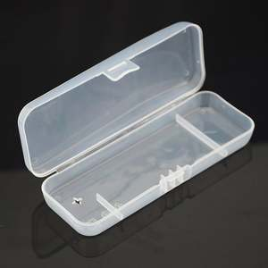 Shaving-Case Travel for Transparent-Box-Holder-Cover Abs-Cover Protective Manual-Razor