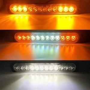 Emergency Strobe Lights Hazard