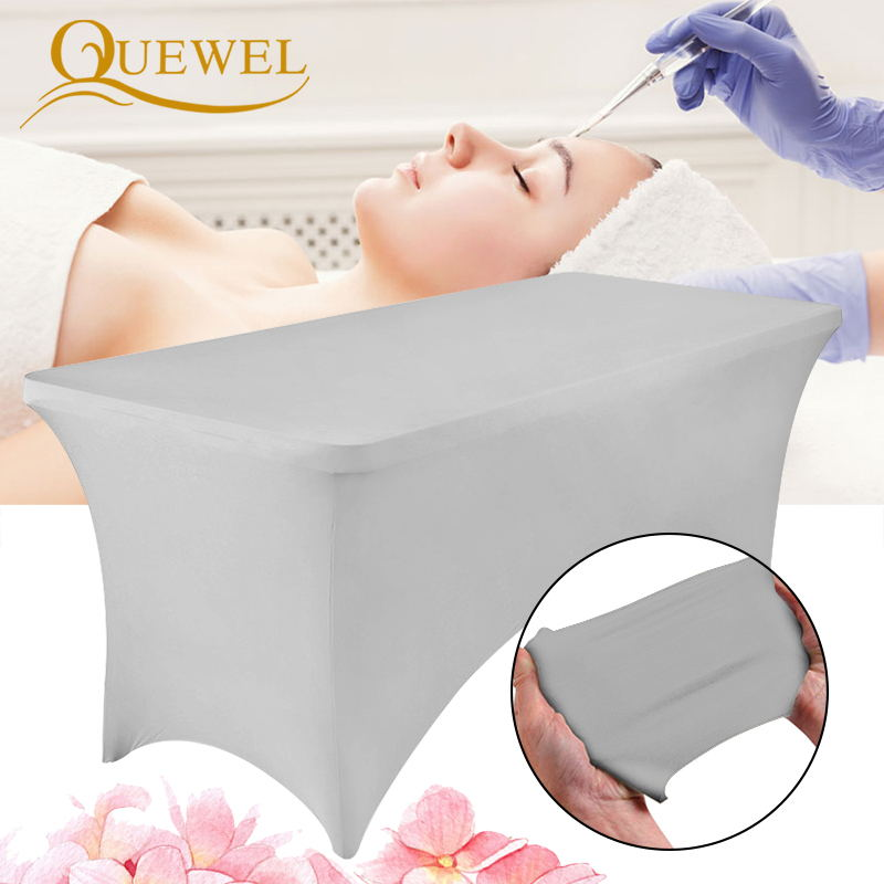 Quewel Bed Cover 1pcs Eyelash Extension Eyelash Grafting Sheet Special Elasticity Bottom Beauty Salon Bed Cover Tool Comfortable