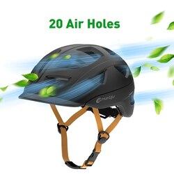 Smart4u górski rower szosowy kask człowiek Ultralight casco kask na rower górski z tylne światło LED Sport bezpieczne biegów capacete ciclismo