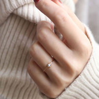 New Natural Freshwater Pearl 14K Gold Ring Fashion Designer Ladies Wedding Jewelry Simple Style Exquisite Female Ring