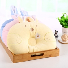 Hot Sale Baby Boys And Girls Sleeping Pillow Shaping Baby Anti-Head Type Correction Comfortable Pillow For Newborn sale baby cushion nurse shaping pillow pure cotton help sleeping protect head development evidence adjustable ages of 1 and 3