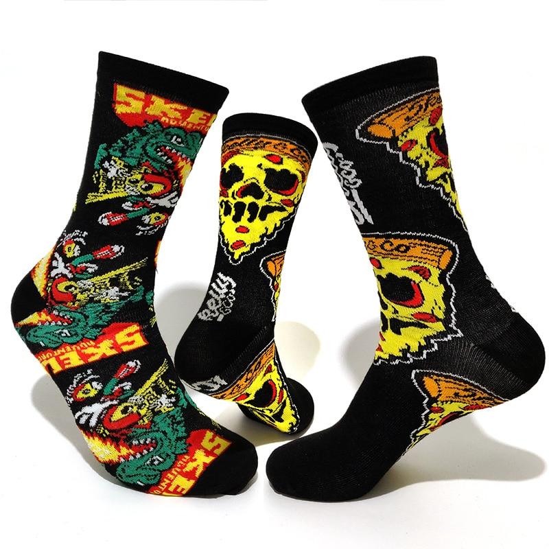 Jar Ghost Socks Mens Womens Casual Socks Personality Custom Sports Socks Creative Fashion Crew Socks