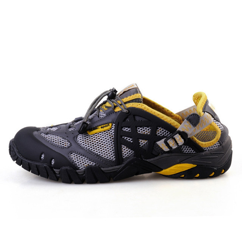Summer couple travel wading and quick-drying shoes leisure sports breathable upstream fishing hiking