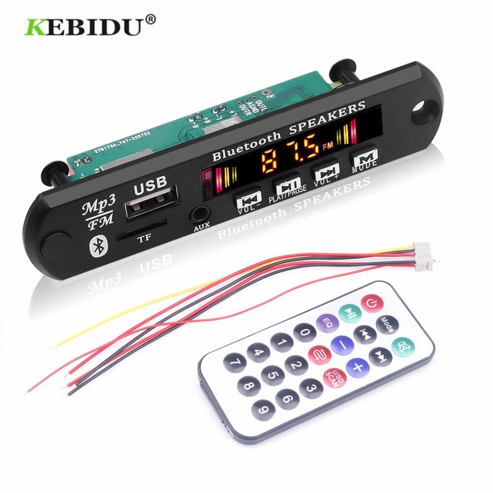 12V Auto Mp3 Player Bluetooth Mp3 Decoder Board Kartenleser Mp3 Bluetooth Modul Audio Zubehör USB /TF/ FM 6W Verstärker