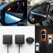 Mirror Blind-Spot Peugeot Detection-Radar-Sensor Bsd Bsm for 206/207/301/.. LCA Light-Alarm