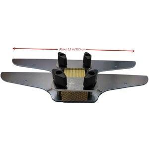 Image 4 - Conjunto de modelos de piso de escada, modelo de substituição passos risers braçadeira placas ferramenta de mão