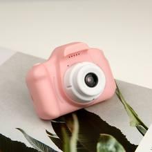 Gm13 новая детская камера мини hd цифровая игрушка slr мультяшная