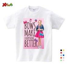 Детская футболка для девочек и мальчиков летняя одежда хлопковые