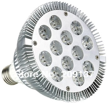 Par38 LED Light 12x2w 24w E27 E26 LED Spotlight Dimmable Rotundity Aluminum LED Downlights Red/Green/Blue/White/Warm White