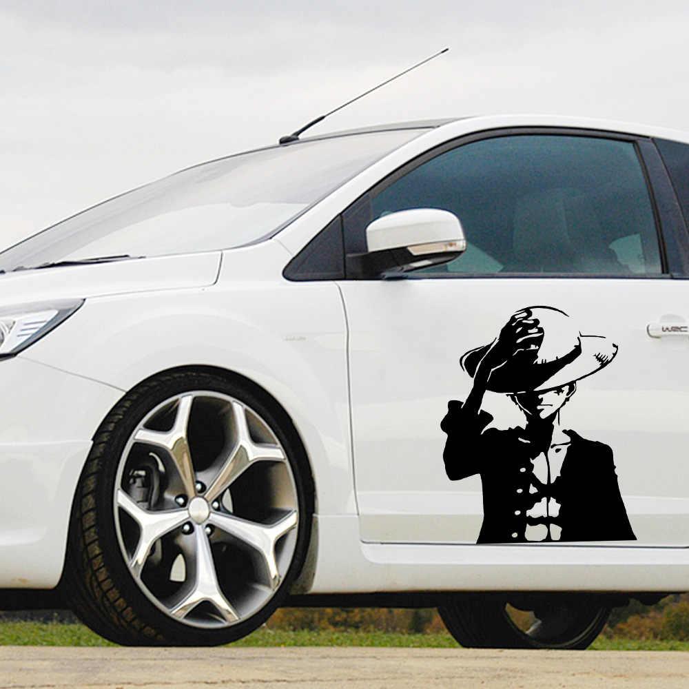 One Piece Monkey D Luffy Funny Car