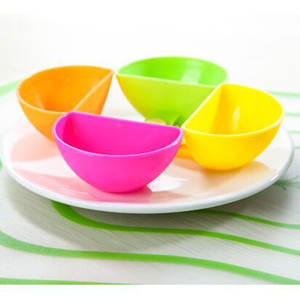 Assorted Salad Sauce Ketchup Jam Dip Clip Cup Bowl Saucer Tableware Kitchen