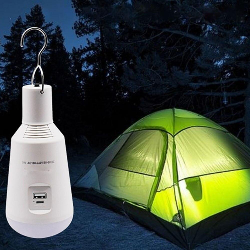 Палатки для кемпинга на открытом воздухе лампа на солнечных батареях Светодиодный светильник крючок лампы Многофункциональный портативны...