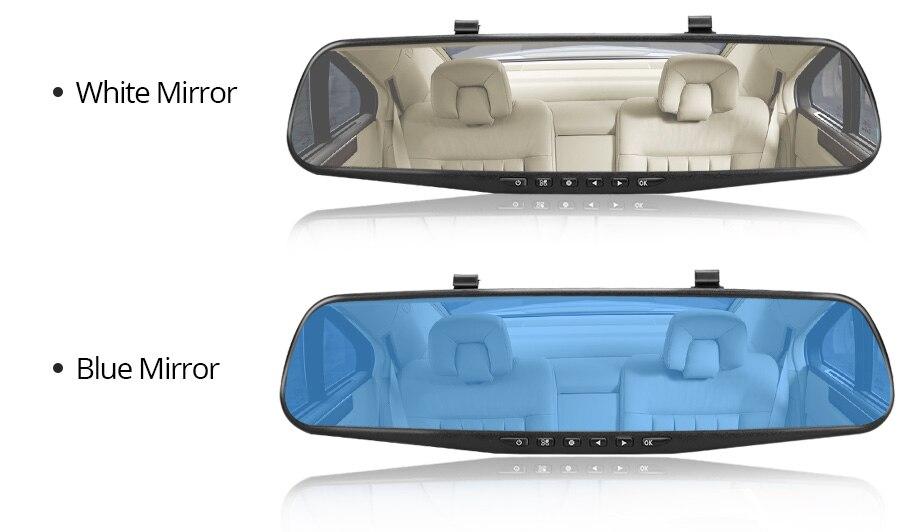 蓝白镜对比