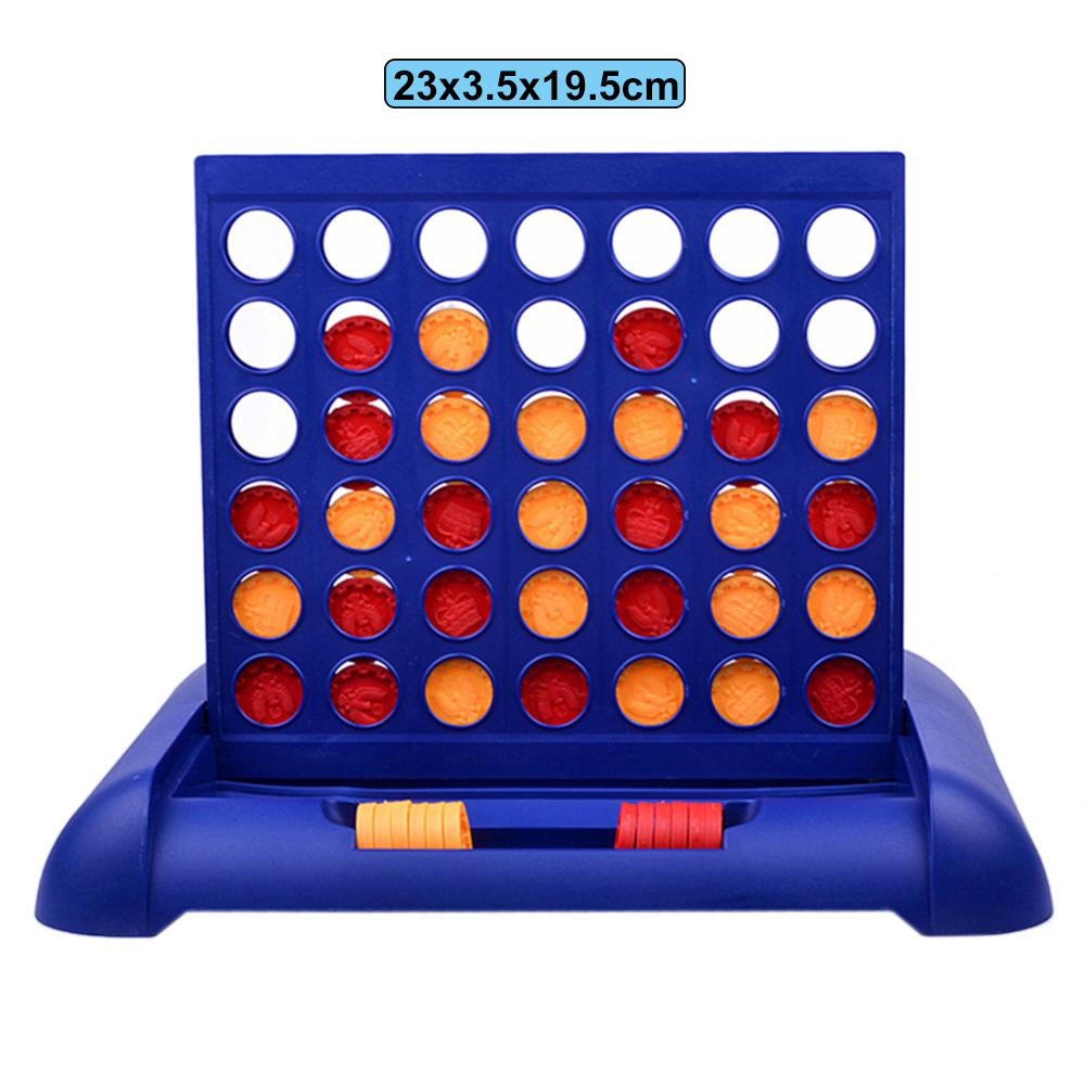 Kids Classic Connect Game Toys Family Chess Connect Game Tools Funny Sport Entertainment Game Children Educational Board Toys