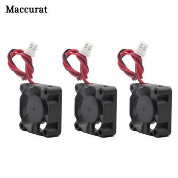 Maccurat 3D Pinter Parts 3010 fan 30MM 30x30x10MM 12V 5V 24V 2Pin DC Cooler Small Cooling Fan DIY Reprap For j-head hote