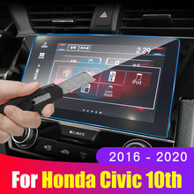 Car screen protector film for honda civic 2016 2017 2018 2019