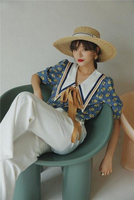 Vintage Summer Blouse  3