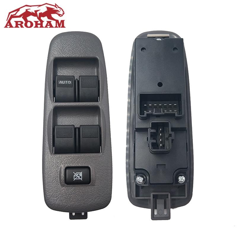 Nouveau pour Ford Ranger 2002-2006 fenêtre latérale gauche interrupteur de commande principale 12 broches avec cadre 2M3414505DA41