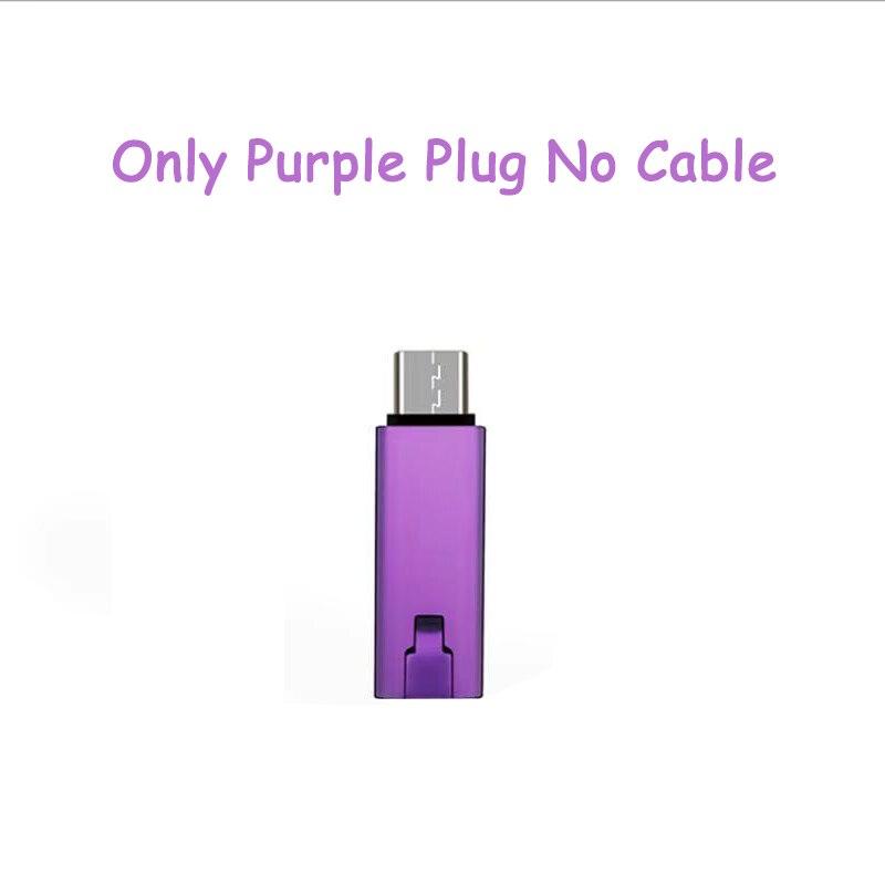 Only Purple Plug