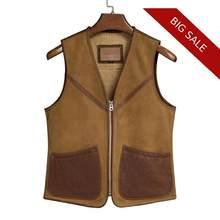 Najlepsza wartość Brown Shearling Coat świetne oferty na