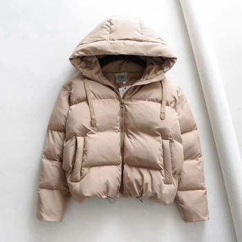 Cotton Padded Jacket Winter Hooded Parkas Woman Warm Down Jacket Large Size Woman Coat Thicken Women Casual Women Puffer Jacket 1