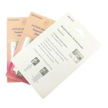 Fili E Cotoni Per Ricamo Action Teste Spazzolino Da Denti Elettrico Per La Cura Delligiene Orale EB 25A EB25 400 pz/lotto
