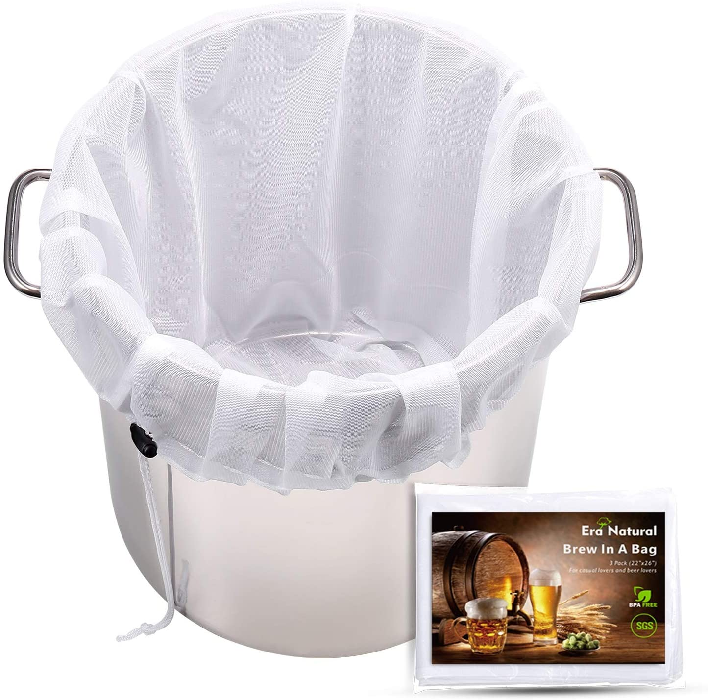 Extra Large Brew Bags Reusable 26