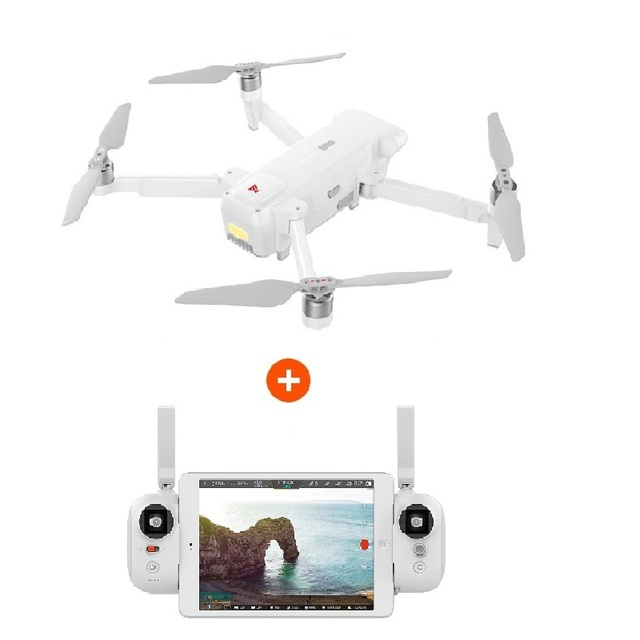 Free Shipping With Drone Accessories FIMI X8 SE 5KM FPV With 3 axis Gimbal 4K
