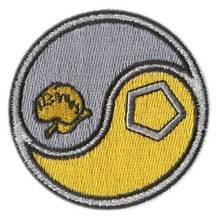 Benutzerdefinierte Club Patches Stickerei patches Für Kleidung Eisen auf Sichern Patch
