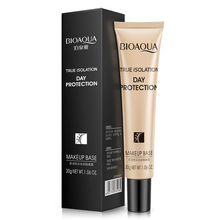 bioaqua cream skin Whitening BB Cream sunscreen korean faced foundation Skin Concealer makeup concealer foundation base make up bioaqua brand 2 in 1 base makeup bb cream primer foundation make up flawless maquiagem whitening cosmetic corrector naked makeup