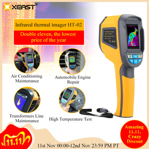 Image 1 - Quick Shipment IN STOCK HT 02/XE 28 Handheld  Thermal Imaging Camera 60x60  Resolution 3600 Pixel Digital Display Thermal Imager