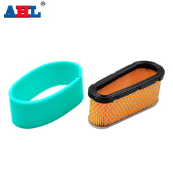 AHL Motorcycle Air Filter Cleaner For 496894S 4139 493909 496894 496894S 5053B 5053D 5053H 5053K 272403 272403S 4142 24151