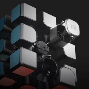 Image 5 - 샤오미 mi jia 스마트 블루투스 매직 큐브 게이트웨이 링키지 3x3x3 mi 스퀘어 마그네틱 큐브 퍼즐 과학 교육 교육 장난감 선물