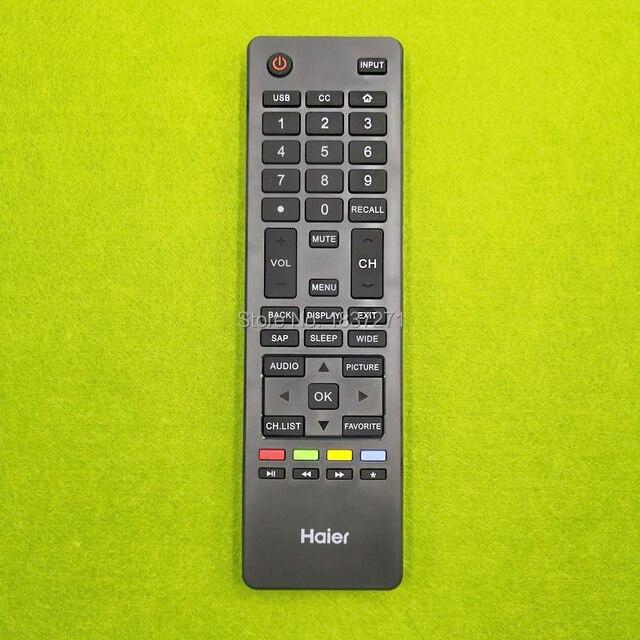 מקורי שלט רחוק HTR A18E HTR A18M HTR A18EN HTR A18H עבור Haier lcd טלוויזיה