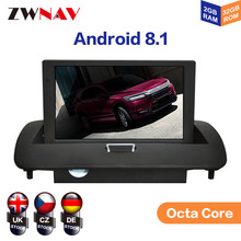 Android 8.1 System 2+32G Radio Car Multimedia No DVD Player Stereo GPS Navigation For Volvo C30 C40 C70 S40 S60 V50 2008-2012