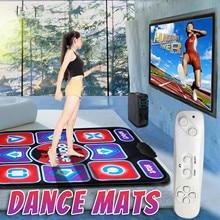 Single Dance Mats Non-slip Dancers Step Pads Sense Game Yoga Game Blanket Recreational Fntertainment Gaming Accessories