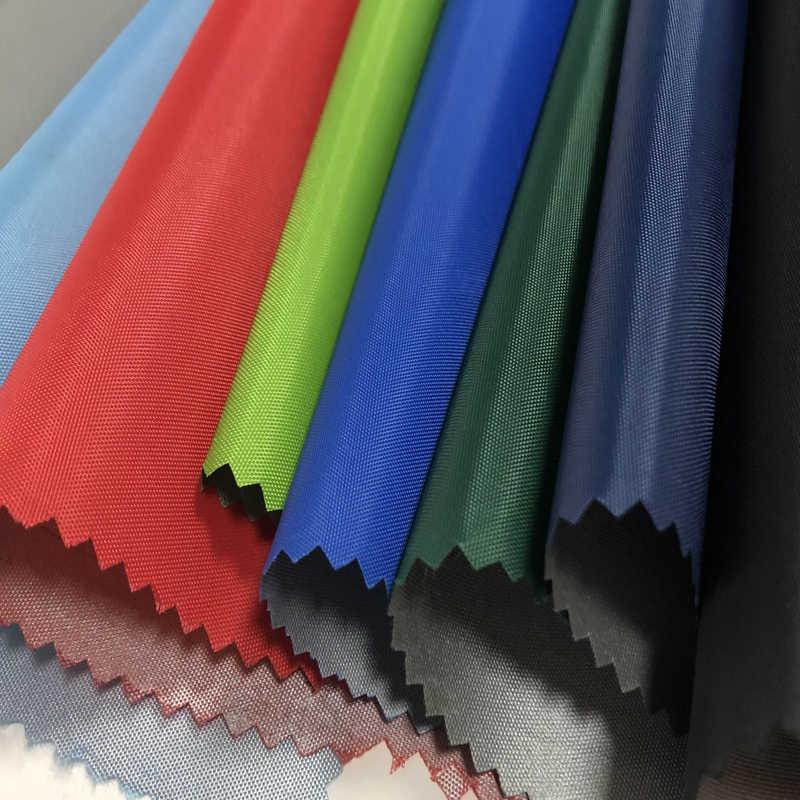 Rozmiar 1*1.7 m szerokość szeroki 210D uv srebrny oxford wodoodporna tkanina na parasol przeciwsłoneczny, parasol plażowy Oxford tkaniny
