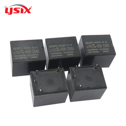 5pcs/lot SRD-03 05 06 09V 12V 24V 48VDC-SL-A -SL-C 10A 4/5pin Free shipping