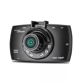 Car DVR Dash Camera Rear View Dual Camera Video 1080P Full HD 2.7 Cycle Recording Night Vision G-sensor Wide Angle Dash Cam