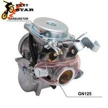 Conjunto de carburador de motocicleta, alta qualidade com alto desempenho para moto suzuki gn125 gn 125 GN-125 carb EN125-2 gs125 gs