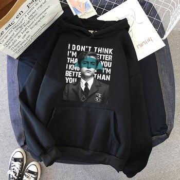 The Umbrella Academy Women Hoodie Girl Autumn 90s Harajuku Fleece Cotton Sweatshirts Female Winter Clothes,Drop Shipping