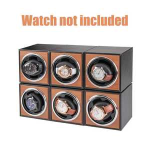 Storage-Organizer Shaker-Accessories Watch-Winder Automatic 3-Rotation Motor Usb-Cable