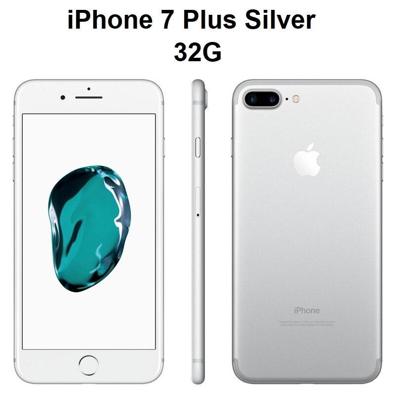 7 Plus Silver 32G