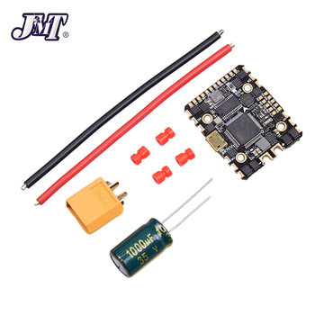 JMT GHF411AIO F4 Flight Controller Built-in BLheli_S 2-6S 20A / 25A ESC Brushless for RC FPV Racing Toothpick Drones