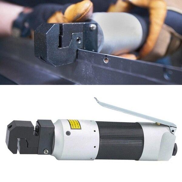 1Pc Air Powered Pneumatische Punch Tool Zink-legierung Pneumatische Punch Werkzeug Rand Setter Panel Bördeln 5Mm Punch