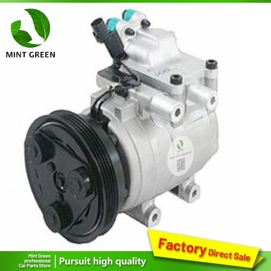 Compresor de CA de piezas de automóvil para Hyundai tufson Accent 97701-25100 9770125100