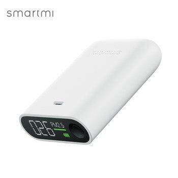 Smartmi Portable PM2.5 Detector Mini Sensitive Air Quality Tester For Home Office LED Screen Mi PM 2.5 Sensor